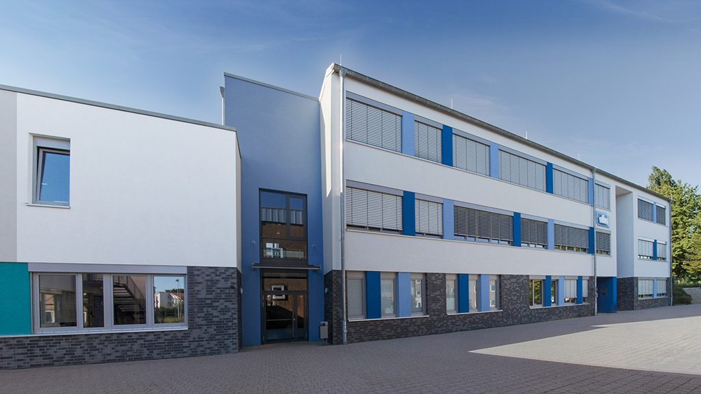 ABC-Klinker Referenzen Klinkerriemchen Texel VHS Volkshochschule in Osnabrück