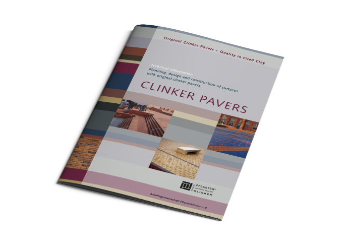 Technical brochure clinker pavers EN