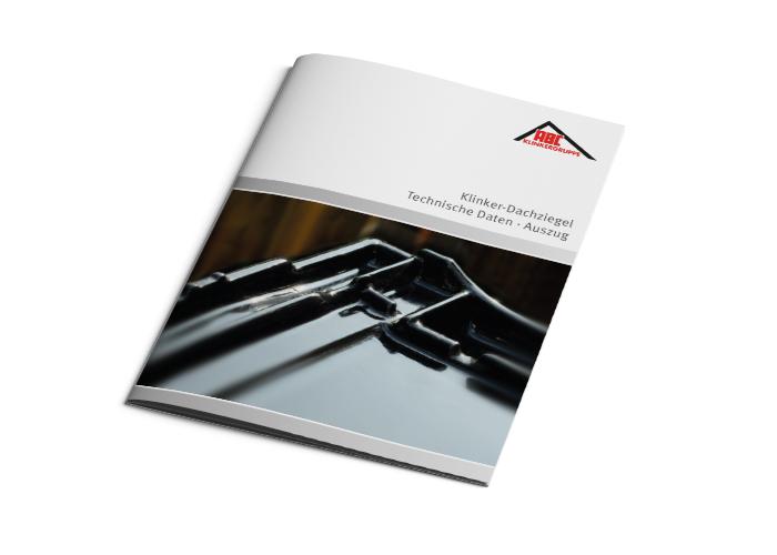Klinker-Dachziegel Technisches Datenblatt DE