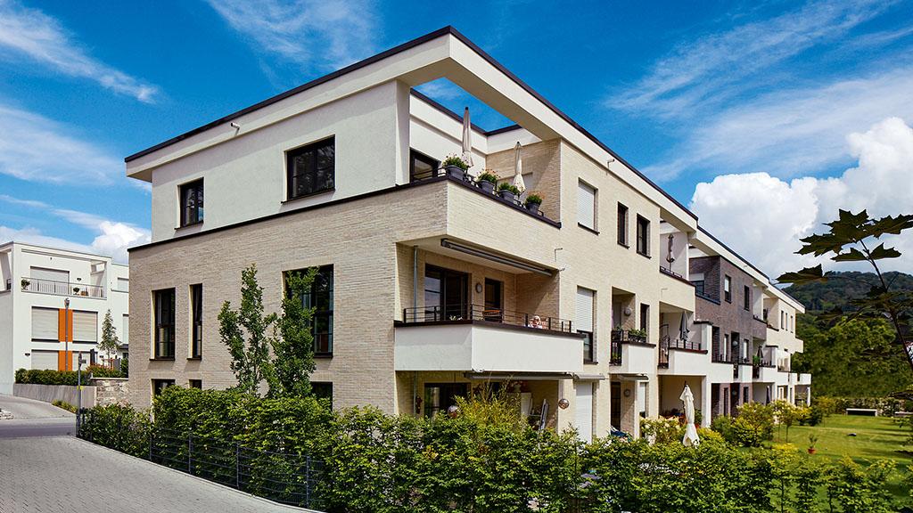 ABC-Klinker_Klinkerriemchen_Bremgarten, Lava Föhr_DF_Wohnanlage Riva, Bensheim_Foto Horst Bernhard (3)
